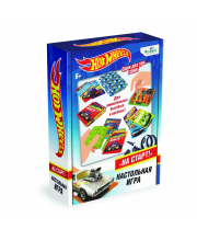 Настольная игра Hot Wheels На старт Origami