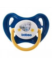 Соска-пустышка круг латекс Me to you 0 мес BABOO