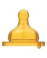 Соска Original Touch латекс 2м 2 шт Chicco