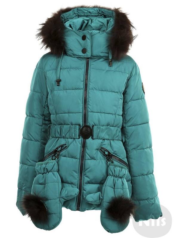 Куртка PULKA (нефритовый)