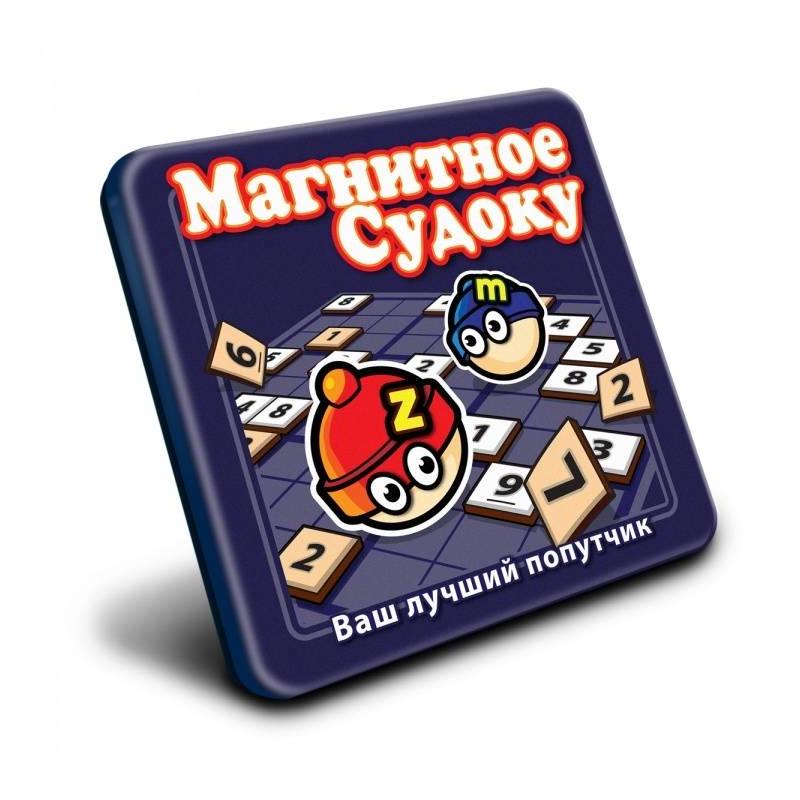 Mack&Zack Магнитная игра Судоку магнитная игра развивающие mack