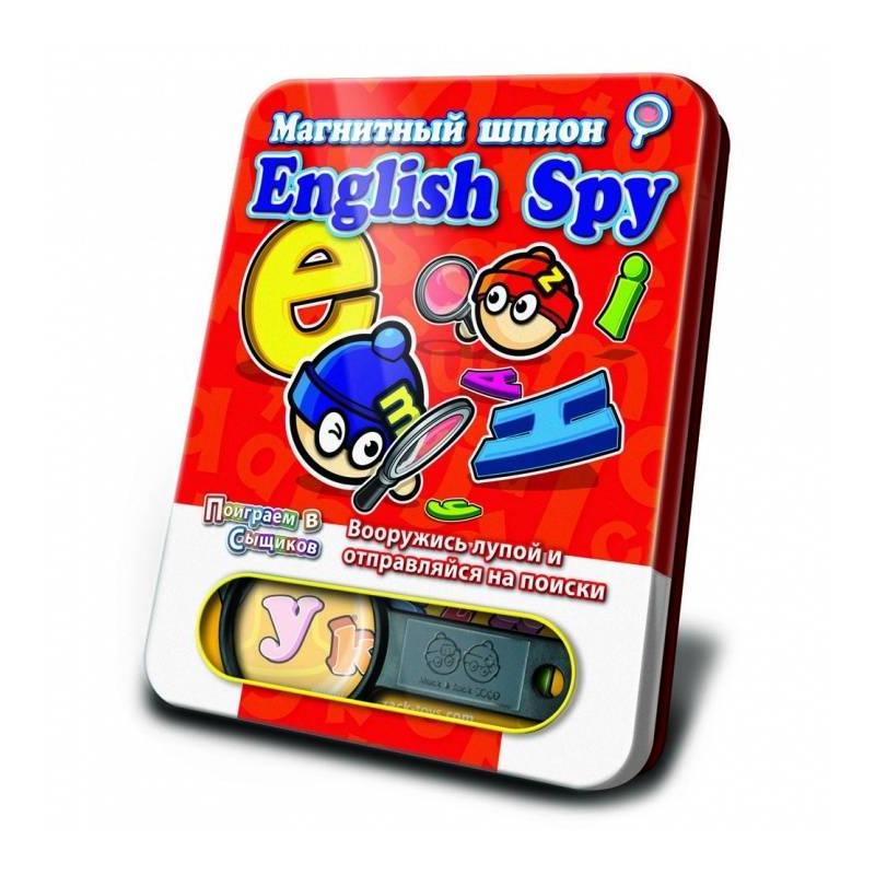 Магнитная игра English Spy
