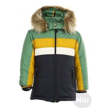Мальчики, Куртка WOJCIK (зеленый)605990, фото