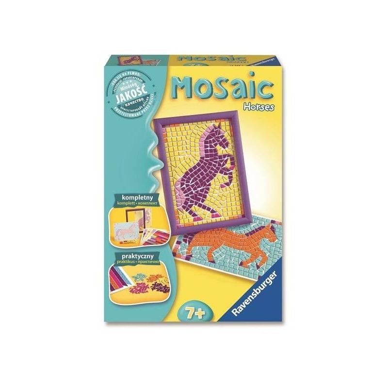 Мозаика Лошади от Nils