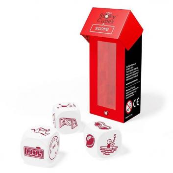 Дополнительный набор кубиков Спорт
