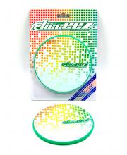 Фрисби пиксели силиконовый DISCEEZ