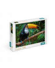 Пазл Птица Тукан Бразилия 500 деталей Dodo