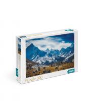 Пазл Вершина Эверест Непал 500 деталей Dodo