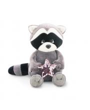 Мягкая игрушка Енотик Дэйзи розовая звезда 20 см Orange Toys