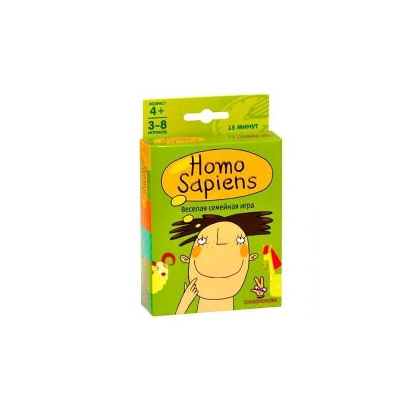 Игра Homo sapiens