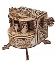 Механическая сборная модель Сказочный Театр Wood Trick