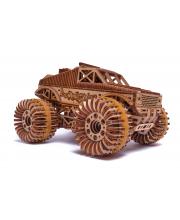 Механическая сборная модель Монстр-Трак Wood Trick