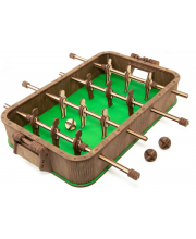 Конструктор деревянный 3D Настольный футбол Eco Wood Art