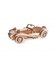 Сборная модель из дерева Автомобиль Родстер Lemmo