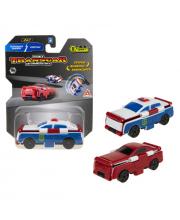 Патрульная машина – Спорткар 8 см 1Toy