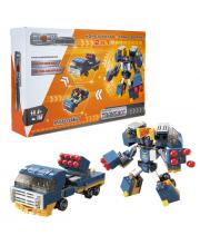 Конструктор Blockformers Transbot Ураган-Скайбот 1Toy