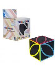 Головоломка Куб карбон лепестки 1Toy
