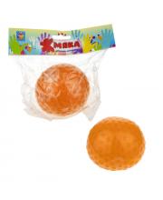 Жмяка шар макси с шариками 10 см 1Toy