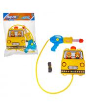 Водное оружие с рюкзаком-ёмкостью Аквамания Пожарная команда 1Toy