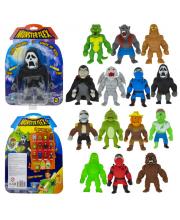 Супертянущиеся фигурки монстров Monster Flex серия 2 1Toy