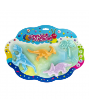 Набор шарикового пластилина Динозавры 1Toy