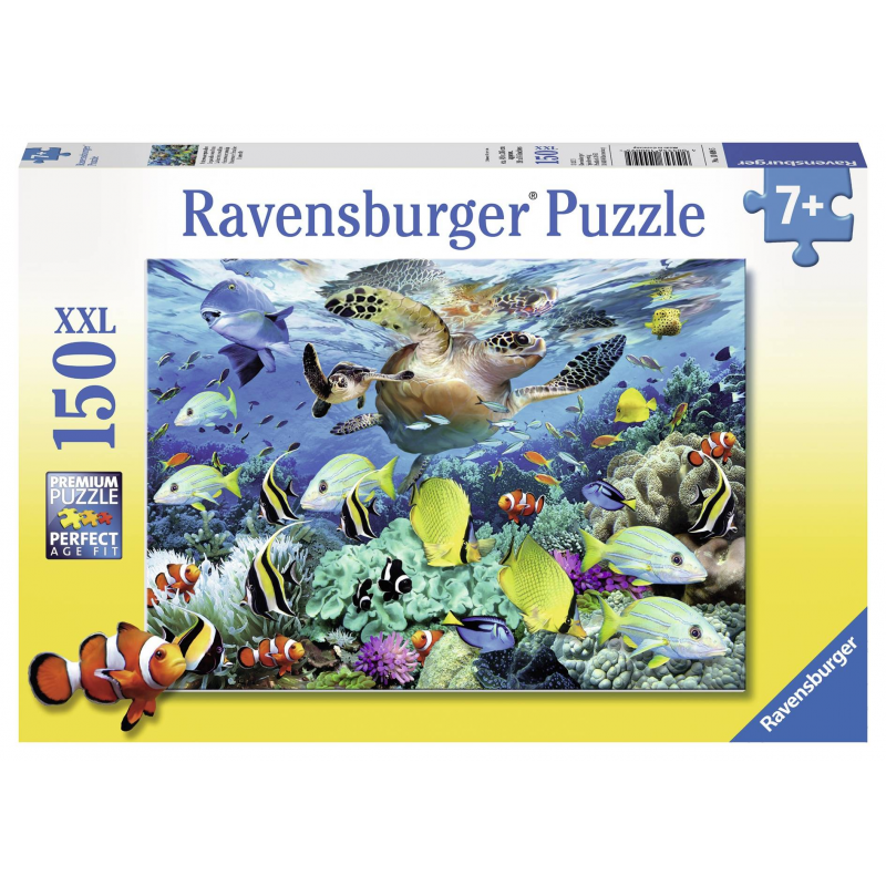 RAVENSBURGER Пазл Коралловый риф XXL 150 деталей