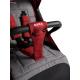 Коляски и автокресла, Коляска прогулочная Baby travel Everflo (красный)392062, фото 7
