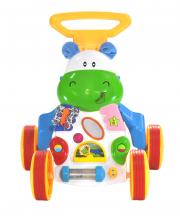 Игровой центр-ходунок Happy Hippo