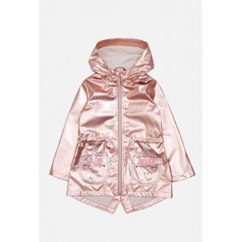 Девочки, Куртка для девочки Acoola (золотой)381111, фото