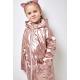 Девочки, Куртка для девочки Acoola (золотой)381111, фото 3