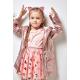 Девочки, Куртка для девочки Acoola (золотой)381111, фото 4