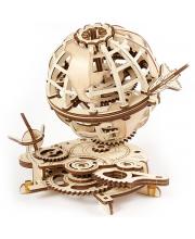 Сборная модель Глобус 184 деталей Ugears