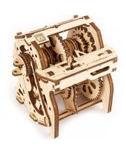 Сборная модель Коробка передач Stem 120 деталей Ugears