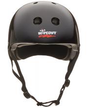 Шлем с фломастерами Black L Wipeout