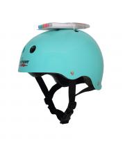 Шлем с фломастерами Teal Blue M Wipeout
