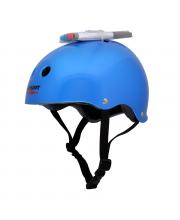 Шлем с фломастерами Blue Metallic L Wipeout