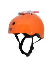 Шлем с фломастерами Neon Tangerine M Wipeout