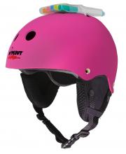 Зимний шлем с фломастерами Neon Pink L Wipeout