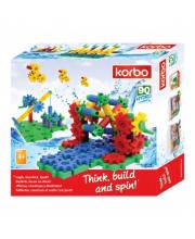 Конструктор Korbo Hydro 90 деталей Korbo