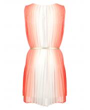 Платье с ремнем MAYORAL