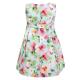Девочки, Платье с поясом MAYORAL (зеленый)518379, фото 2