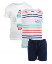 Комплект футболка, майка и шорты MAYORAL