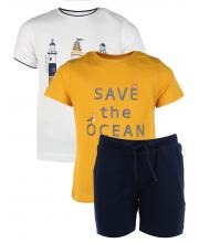Комплект 2 футболки и шорты MAYORAL
