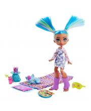 Игровой набор Cave Club Пижамная вечеринка Теллы Mattel