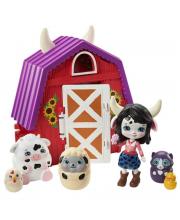 Игровой набор Enchantimals Домик-сюрприз Кембри Му Mattel