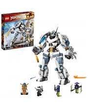 Конструктор Ninjago Битва с роботом Зейна LEGO