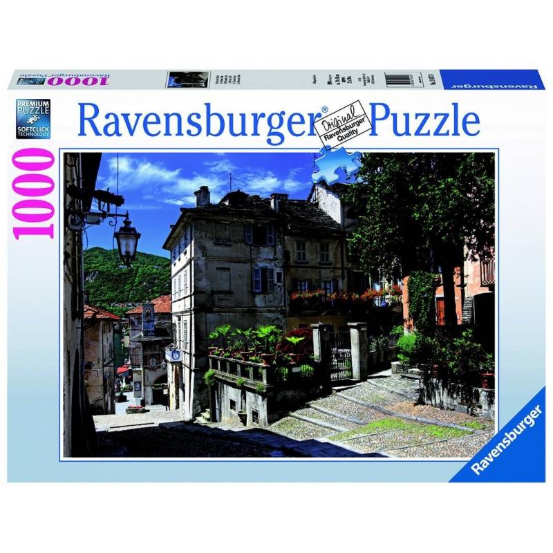 RAVENSBURGER Пазл В Пьемонте Италия 1000 деталей пазл 73 5 x 48 8 1000 элементов printio открытая дверь в сад картина сомова