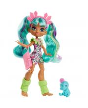 Кукла Cave Club Рокель Mattel