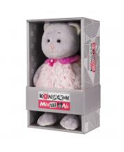 Мягкая Игрушка Мышель в Розовой Жилетке 25 см Колбаскин&Мышель