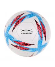 Мяч футбольный X-Match крест X-Match